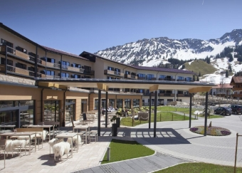 Panoramahotel ****Superior Wellness und Spa, Oberjoch
