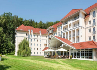 Parkhotel Maximilian Ottobeuren Resort & Spa ****Superior