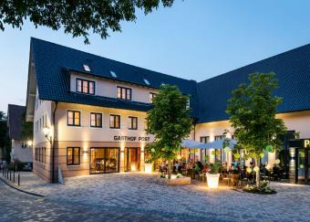 Gasthof zur Post & Postsaal, Bad Grönenbach